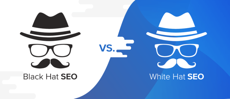 White Hat vs Black Hat SEO. Difference Between White Hat and Black Hat