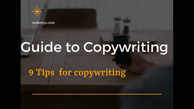 Tips for Copywriting : Ultimate 2020 Tips for Copywriting