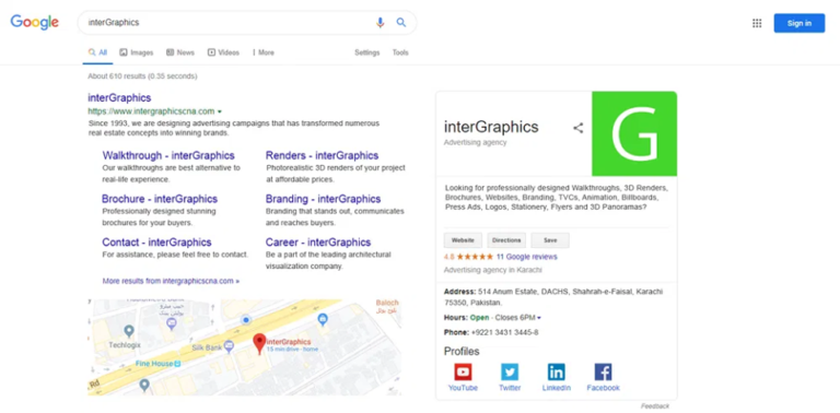 Sitelinks : How to Get Sitelinks in Google Search Results