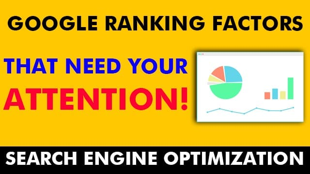 9 Most Important Google Ranking Factors in 2020