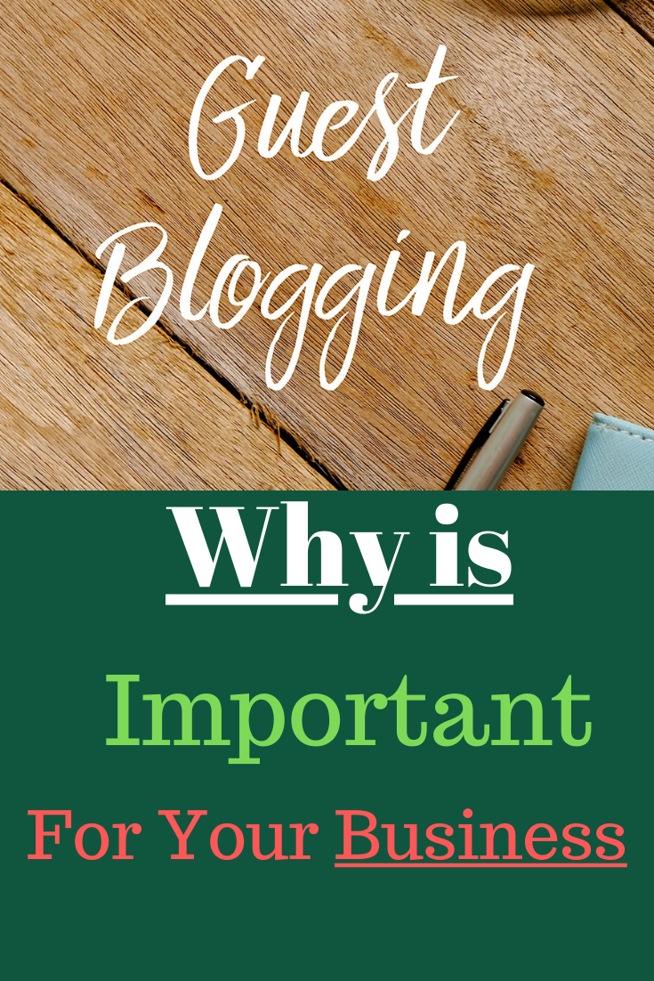 Submit A Guest Post? Why Guest post in Important for Your website